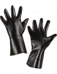 Nep leer handschoenen voor kinderen