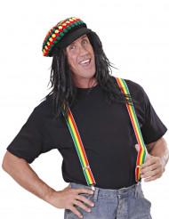 Jamaicaanse bretellen voor volwassenen