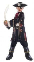 Luxe piraten kostuum voor jongens