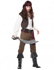 Piraten kostuum voor volwassenen