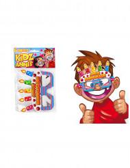 Set van 6 verjaardagsbrillen voor kinderen
