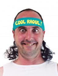 Cool Raoul mullet hoofdband