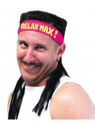 Relax Max haarband met matje