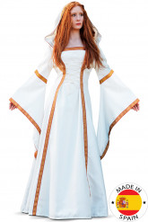 Middeleeuwse elfen jurk voor vrouwen - Premium