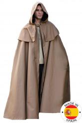 Middeleeuwse cape voor mannen