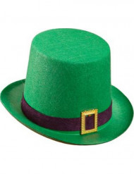 Groene hoed voor St Patrick's Day