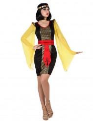 Egyptische koningin kostuum voor vrouwen
