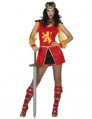 Ridder kostuum voor vrouwen