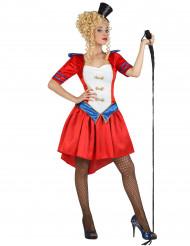 Circus temmer kostuum voor vrouwen