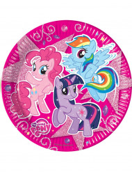 Set van 8 borden My Little Pony™