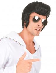 Rockstar pruik voor mannen