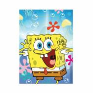 Uitdeelzakjes van Sponge Bob™