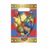 8 giftbags van Mike the Knight™