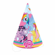 8 punthoedjes van My Little Pony™