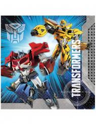Set van 20 papieren servetten Transformers™
