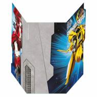 Set van Transformers™ uitnodigingen