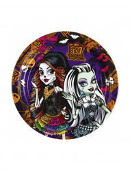 Set van 8 kleine borden van Monster High™