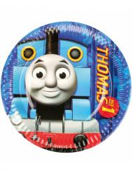 Set van 8 borden Thomas en zijn vriendjes™