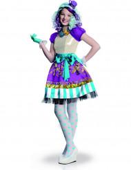Super luxe kostuum van Pruik van Madeline Hatter™ Ever After High™ voor meisjes