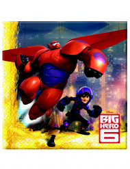Set van 20 papieren servetten Big Hero 6™