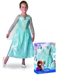 Luxe geluid outfit van Elsa Frozen™  voor meisjes