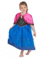 Luxe geluid kostuum Anna Frozen™  voor meisjes