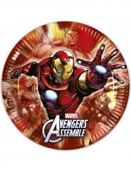 8 wegwerp borden Avengers™