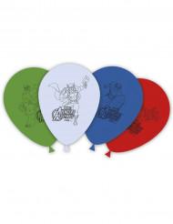 Set van 8 ballonnen van Avengers™