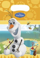 6 Olaf™ feestzakjes
