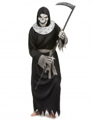 Halloween reaper kostuum voor mannen