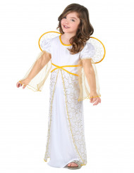 Kleine engel kostuum voor meisjes