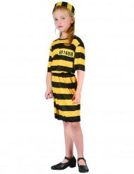 Gevangenis pak voor meisjes