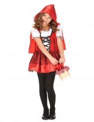 Schattige Roodkapje outfit voor meisjes