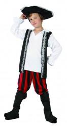 Chique piraten outfit voor jongens