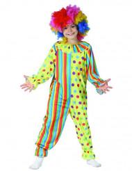 Clown pak voor kinderen