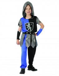 Blauwe ridder kostuum voor jongens