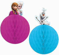 Set 2 Frozen™ decoraties