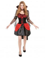 Vampier kostuum voor vrouwen Halloween