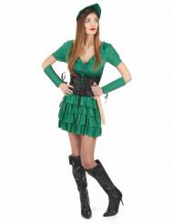 Robin Hood outfit voor vrouwen