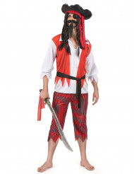 Piraten outfit voor heren