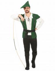 Boogschieter outfit voor heren