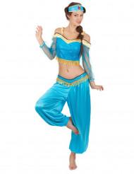 Oosterse danseres kostuum voor dames