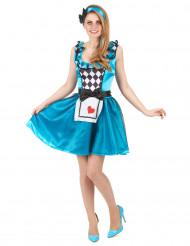 Wonderland outfit voor dames