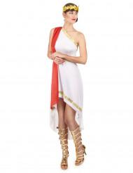 Klassiek Romeinse keizerin kostuum voor vrouwen