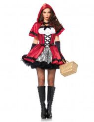 Roodkapje outfit voor vrouwen