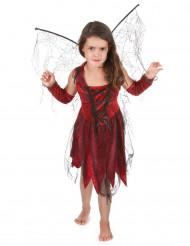 Boze rode feeën kostuum voor meisjes