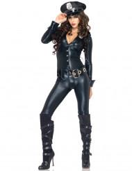 Sexy politievrouw outfit voor dames