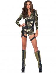 Sexy militaire pak voor dames