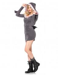 Haaien outfit voor vrouwen