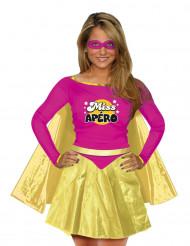 Miss Apéro kostuum voor vrouwen